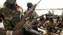 Von Niger nach Mali verschleppt: Entführter Deutscher am Leben