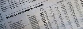 """Zukunft für den Zaster: Was taugt der Ex-""""Bild""""-Chef-Fonds?"""