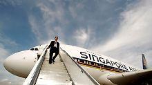 Fondsanbieter zerlegt Flugzeuge: A380 nur als Ersatzteillager rentabel