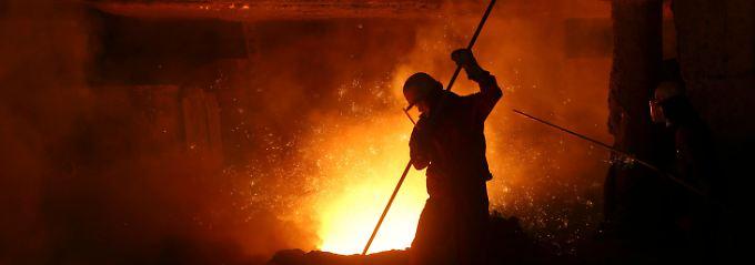 Konsequenz aus US-Maßnahme: EU erhebt ebenfalls Sonderzölle auf Stahl