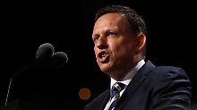 """""""Chinesische Mauer von Europa"""": Investor Thiel wettert gegen DSGVO"""