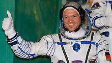 """Astronaut fliegt zur ISS: So bereitet sich """"Astro-Alex"""" auf den Start vor"""