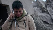 """""""Diese Naturkatastrophe hat ausgerechnet zwei der ärmsten und abgelegensten Dörfer der Region am schwersten getroffen"""", sagte der Referatsleiter für Lateinamerika, Claudio Moser."""