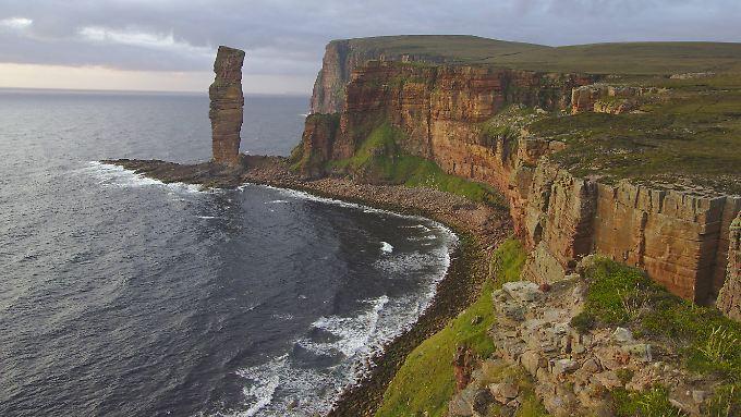 Die Orkney-Inseln sind jetzt Teil eines Microsoft-Experiments.