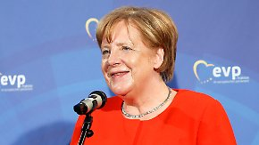 Parlament in Brüssel, neue Asylbehörde: Merkel will EU umkrempeln