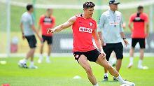 Mit 16 Treffern in der WM-Quali hat Robert Lewandowski einen Uefa-Rekord aufgestellt.