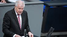 Debatte im Bundestag: Kritik an GroKo-Plänen für Familiennachzug