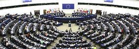 Neue Sperrklausel geplant: EU hält Kleinstparteien vom Parlament fern