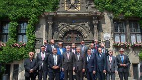 Innenminister-Treffen zu Migration: Länder verweigern Seehofers Ankerzentren