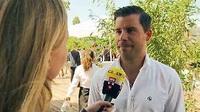 """Startup News: Felix Haas, IDnow: """"Für die Post sind wir die jungen Wilden"""""""