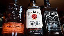 "Branche ist ""extrem besorgt"": Whiskey-Lobby appelliert an US-Regierung"
