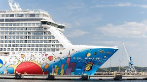 n-tv Ratgeber: Norwegian Cruise lockt immer mehr deutsche Kunden