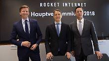 Künstliche Intelligenz im Fokus: Rocket Internet sucht neue Schwerpunkte