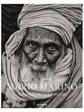 """""""Die Magie des Augenblicks"""" von Mario Marino ist bei Kerber erschienen und kostet 78 Euro."""