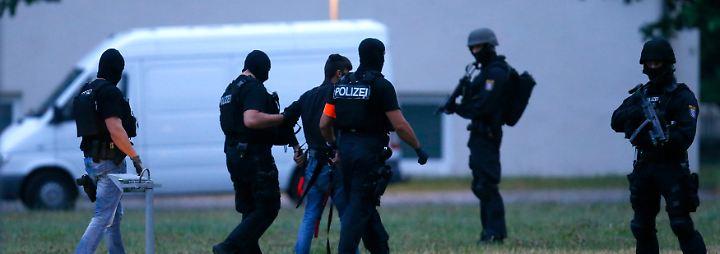 Merkel lobt Zusammenarbeit mit Kurden: Tatverdächtiger Ali B. ist zurück in Deutschland