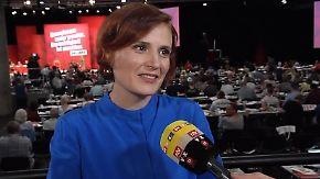 """Kipping zu ihrer Wiederwahl: """"Wollte kein Kuschelergebnis"""""""