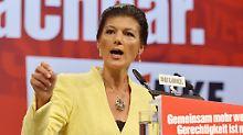 Wagenknecht polarisiert: Streit bei Linke bricht offen aus