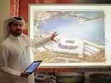 """Trump gefährdet US-Bewerbung: Fifa kippt Pläne für """"Mega-WM"""" in Katar"""