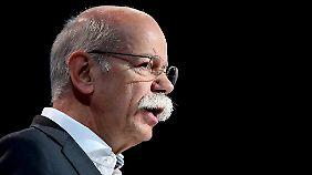 Zetsche erneut beim Verkehrsminister: Daimler widerspricht neuen Vorwürfen