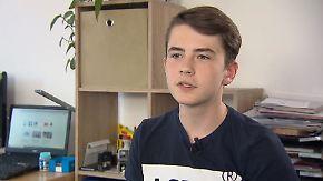 """""""Der Täter ist das Smartphone"""": 13-Jähriger startet Cybermobbing-Hilfe"""