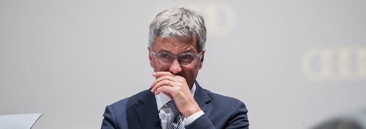 Razzia beim Audi-Chef: Staatsanwaltschaft wirft Stadler Betrug vor