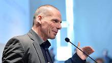 """""""Fehlkonstruktion Währungsunion"""": Varoufakis: Euroregeln stärken Populisten"""