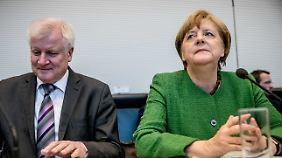 """SPD: """"Desasterplan"""" statt Masterplan: Asylpolitik entfacht neuen Streit in der Union"""