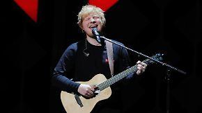 Probleme mit Umweltschutz und Sicherheit: Ed-Sheeran-Konzert in Düsseldorf steht vor dem Aus