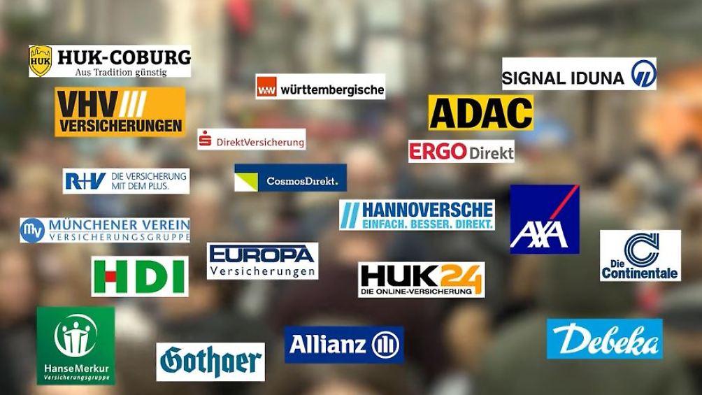 Kunden Haben Gewahlt Die Beliebtesten Versicherer 2018 N Tv De