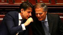 """Streit um Schiff """"Aquarius"""": Italien bestellt französischen Botschafter ein"""