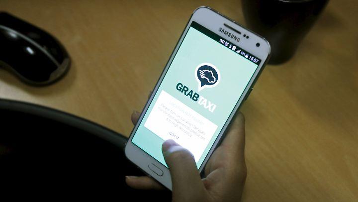 Die App ist Grab zufolge weltweit auf mehr als 100 Millionen mobilen Geräten installiert.