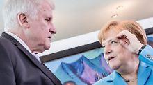 Streit mit Merkel: Warum macht Seehofer das?