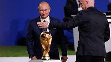 """10, 20, sogar 40 Milliarden?: """"Es wird die teuerste WM aller Zeiten"""""""