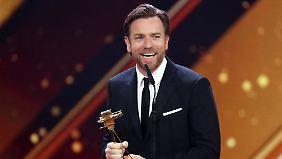 """Ewan McGregor machte sich mit Filmen wie """"Trainspotting"""", """"Moulin Rouge"""", """"Die Insel"""" und der Star-Wars-Reihe einen Namen."""
