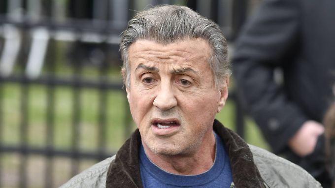Was ist dran an den Vorwürfen gegen ihn? Sylvester Stallone.