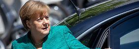 """Söder: """"Sind im Endspiel"""": Merkel hat große Teile der CDU hinter sich"""