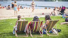 Neue Hitzewelle möglich: Der Hochsommer kommt wieder