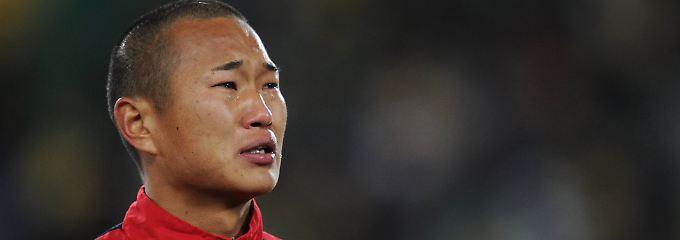 WM-Zeitreise - 15. Juni 2010: Die Welt weint mit Nordkorea