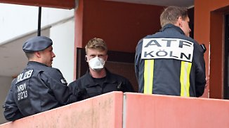 Tunesier hortet Bio-Gift und Metallteile: Polizei durchsucht weitere Wohnungen in Köln