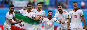 """WM-Tag 2 in Bildern: Ronaldos Kraft, Bouhaddouz-Horror und """"Urus"""" im Glück"""