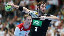 Gegen Frankreich in der Vorrunde: Handballer erwischen WM-Hammergruppe