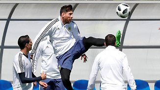 WM-Faktencheck: Argentinien plant den 7. Streich zum WM-Auftakt