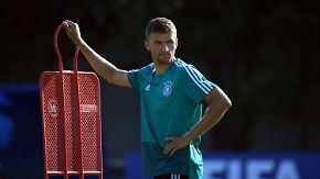 WM-Faktencheck: Müllers WM-Torquote lässt Mexiko zittern