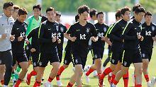 Der Sport-Tag: Fieser Trick? Südkorea verwirrt Gegner mit Nummernwechseln