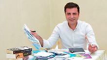 Wahlkampf aus dem Gefängnis: HDP-Kandidat warnt vor Sieg Erdogans