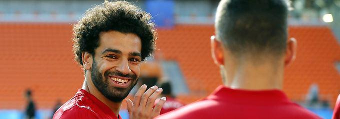 Der WM-Routenplaner bei n-tv.de: Putin schwänzt, Salah startet die Party