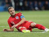 """Titeltraum trotz Chancenwucher: """"Prince Harry"""" macht England zappelig"""