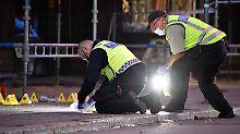 Die Schießerei ereignete sich vor einem Internetcafé in der südschwedischen Großstadt Malmö.