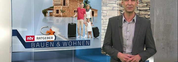 Ratgeber - Bauen & Wohnen: Thema u.a.: Urlaubsarchitektur