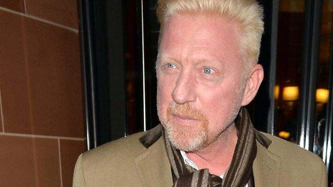 """""""Mein normales Leben sollte weitergehen"""", sagte Becker in dem Interview."""